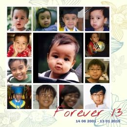 Heavenly birthday 1